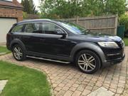 2007 AUDI q7 AUD1 Q7 LIMITED EDITION 2007 (57 Reg) LIMITED EDIT