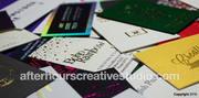 Design Your Own Luxury Business Cards